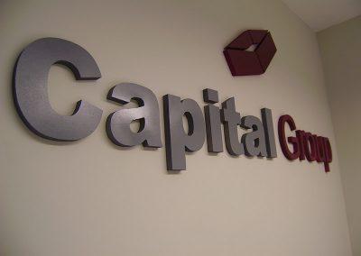 מיתוג חברת Capital Group