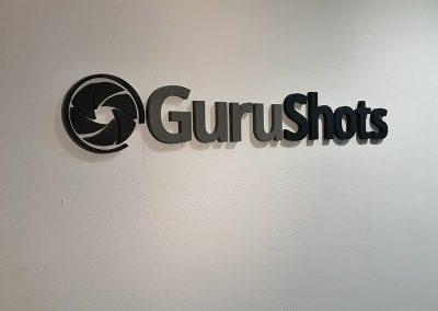 מיתוג חברת GuruShots